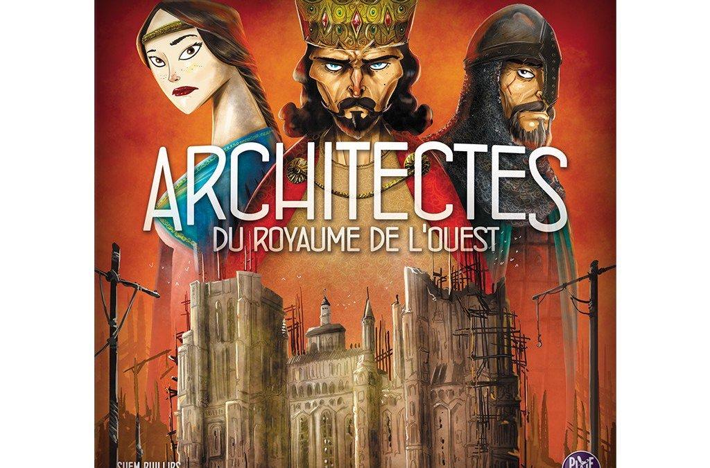 Test: Architectes du Royaume de l'Ouest