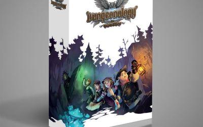 Kickstarter: Dungeonology: The Expedition