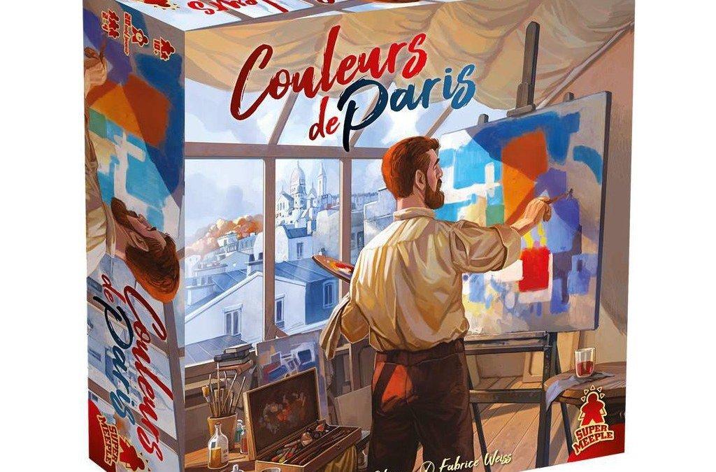 Test: Les Couleurs de Paris