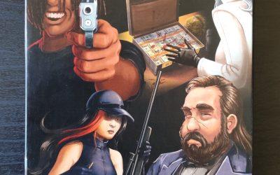 Kickstarter: Gangsta!