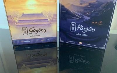 Kickstarter: Panjun (extension pour Gugong)