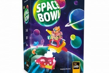 Test: Space Bowl