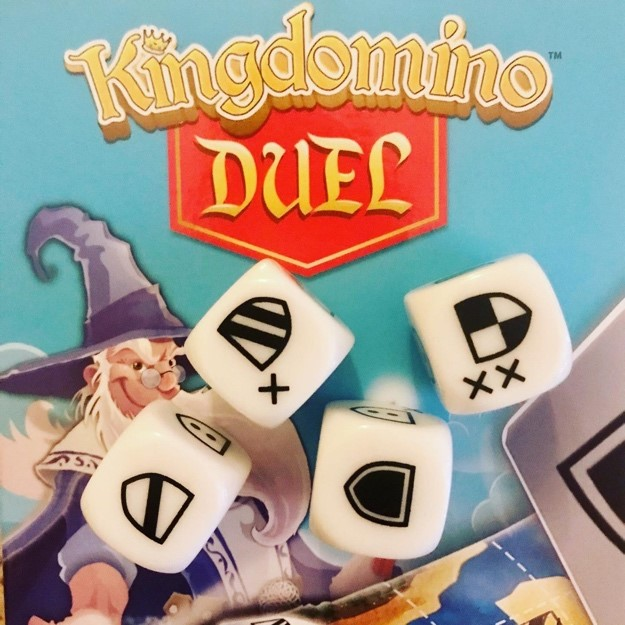 Test: Kingdomino Duel