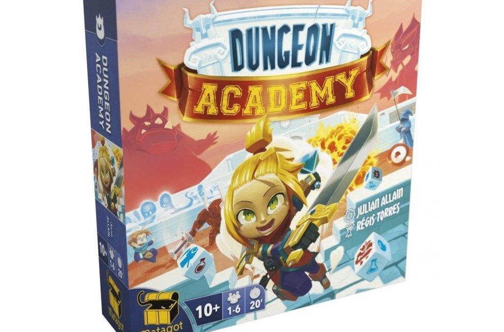 Test: Dungeon Academy