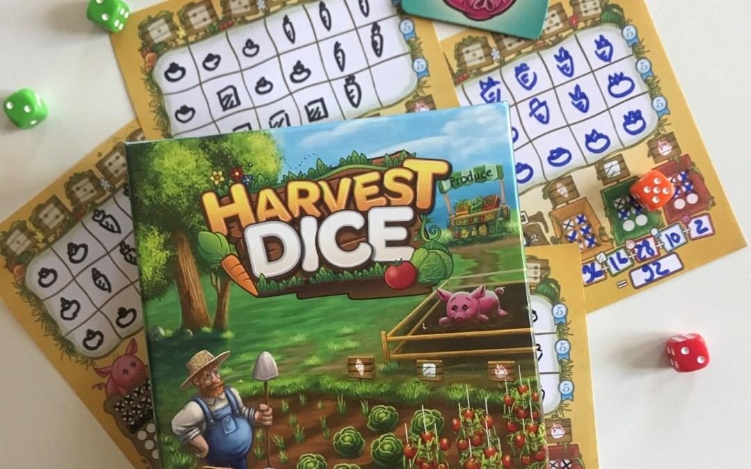 Test: Harvest Dice