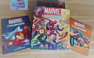 Test: Marvel Champions
