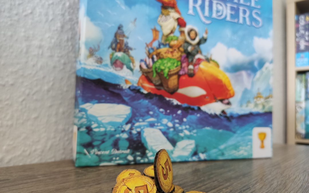 Kickstarter: Whale Riders