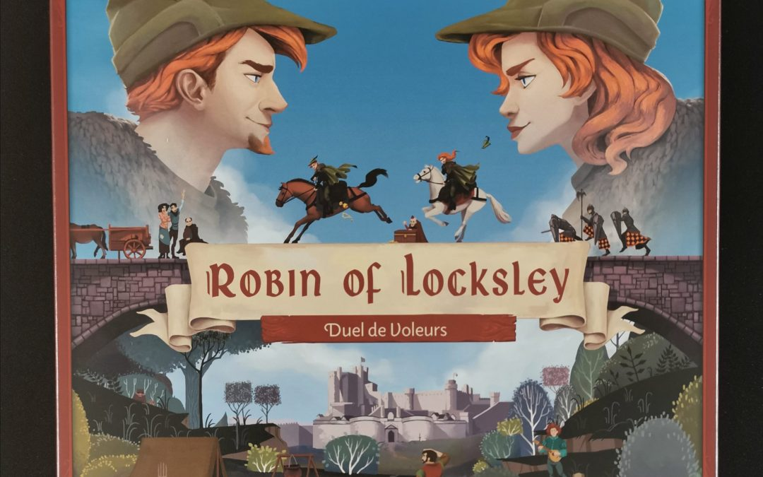 Test: Robin of Locksley