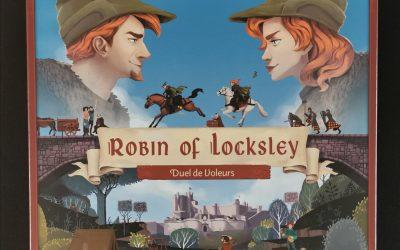 Test: Robin of Locksley