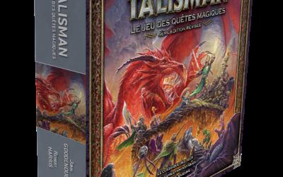 Test: Talisman 4ème édition révisée