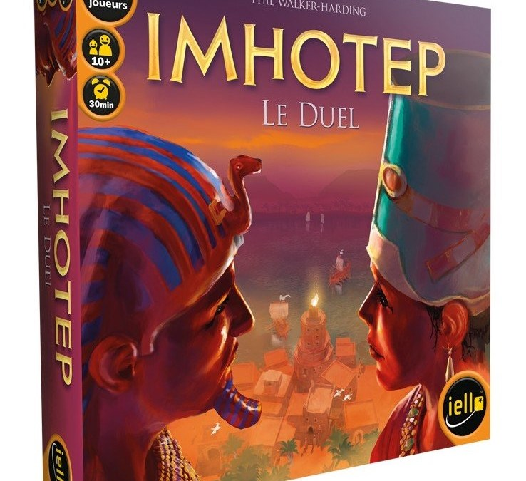 Test: Imhotep Duel