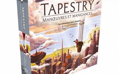 Test: Tapestry extension Manœuvres et Manigances