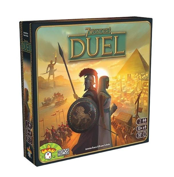Test: 7 Wonders Duel