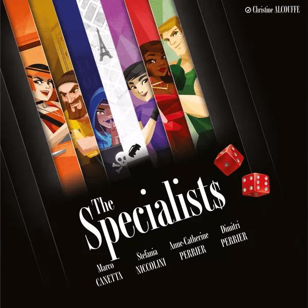 Kickstarter: The Specialist$