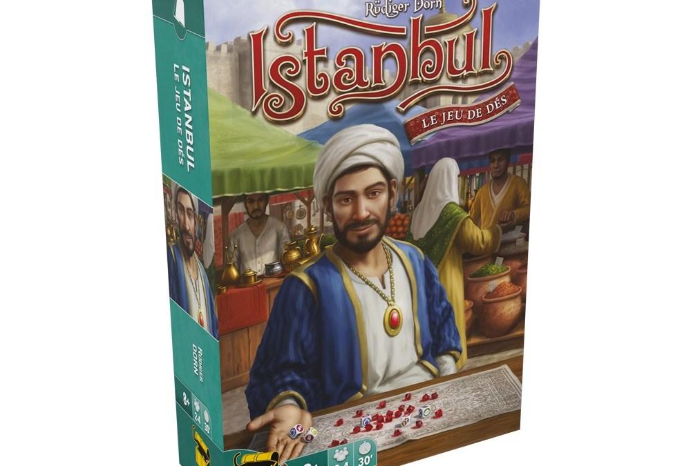 Test: Istanbul le jeu de dés