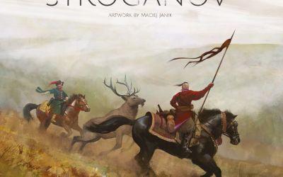 Kickstarter : Stroganov