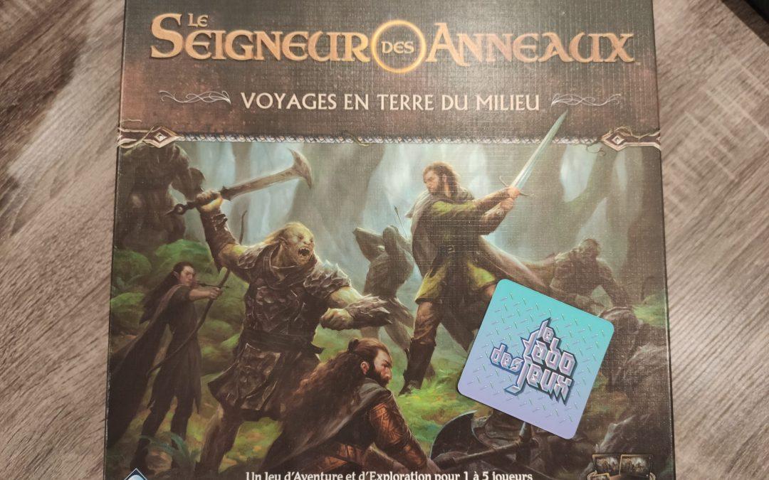 Test: Le Seigneur des Anneaux: Voyage en Terre du Milieu