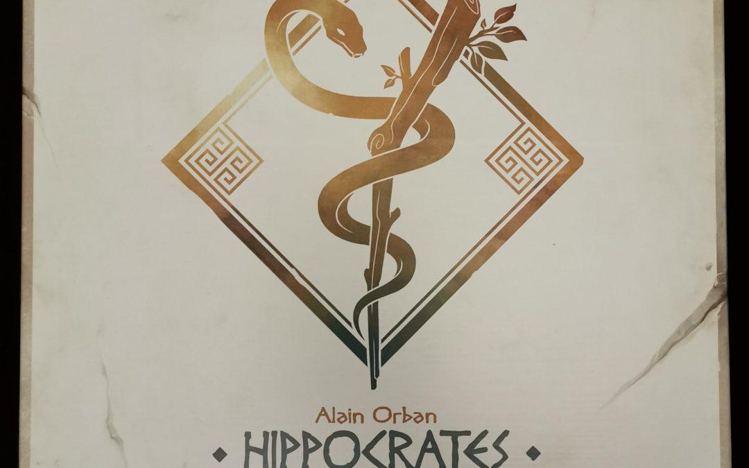 Kickstarter : Hippocrates