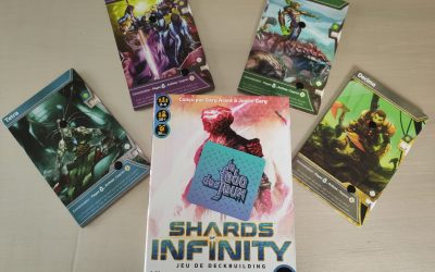 Test : Shards of Infinity