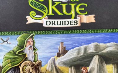 Test : Isle of Skye extension Druides