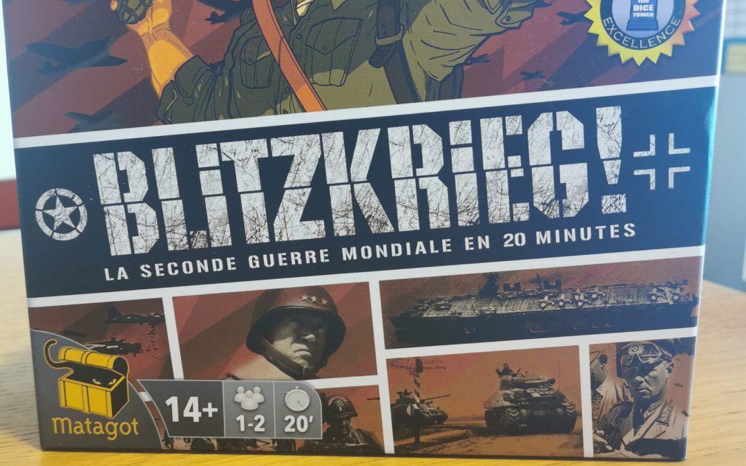 Test : Blitzkrieg