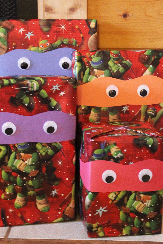 A Ninja Turtle Christmas