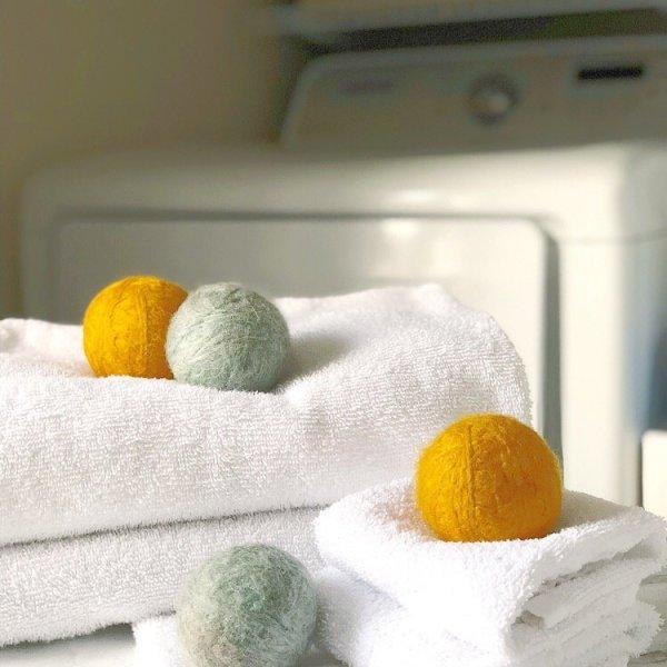 eco-friendly dryer balls