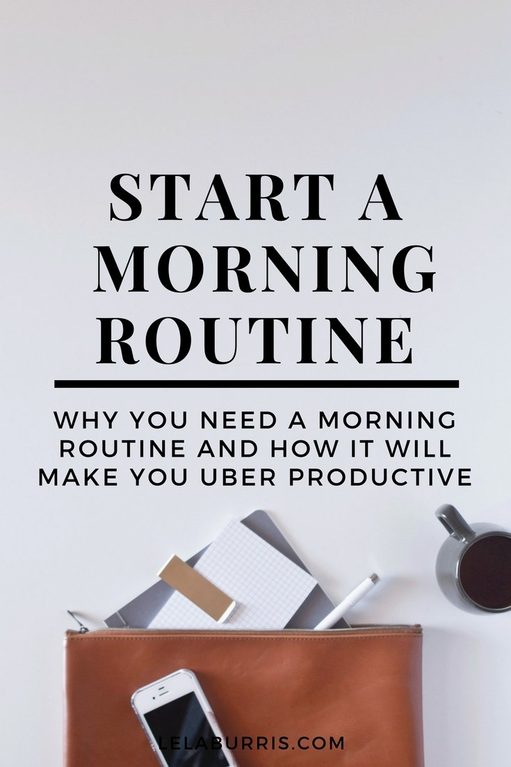 Why Mornings Are So Chaotic & How To Fix Them