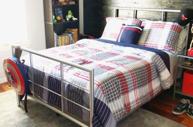 captain america bedding