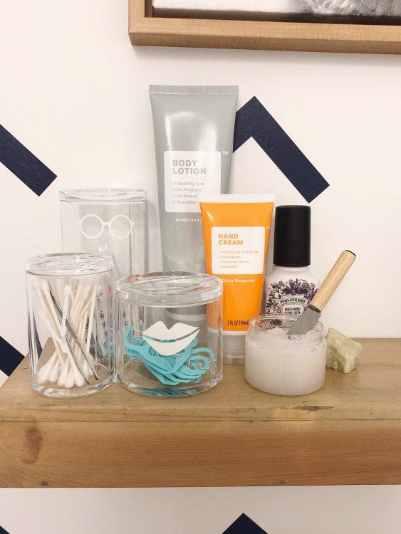 6 Must Have Guest Bathroom Essentials Lela Burris
