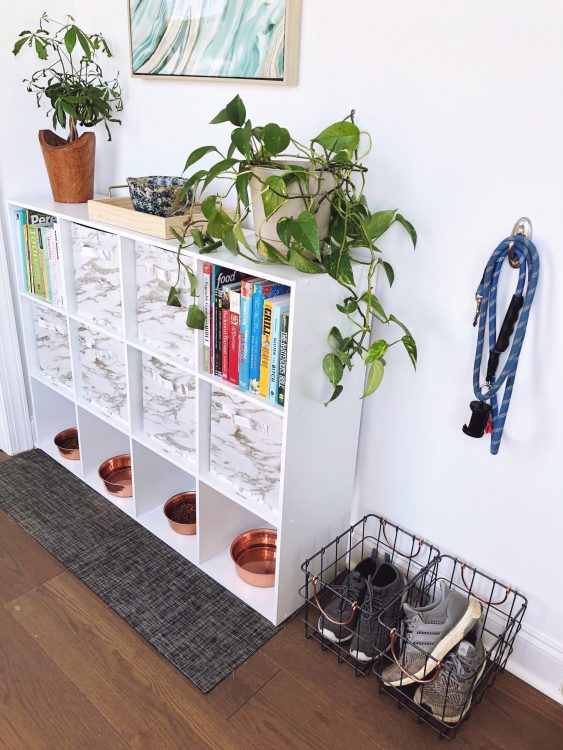 pet supply storage tips