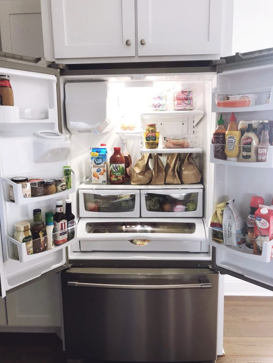 how to clean your stinky refrigerator