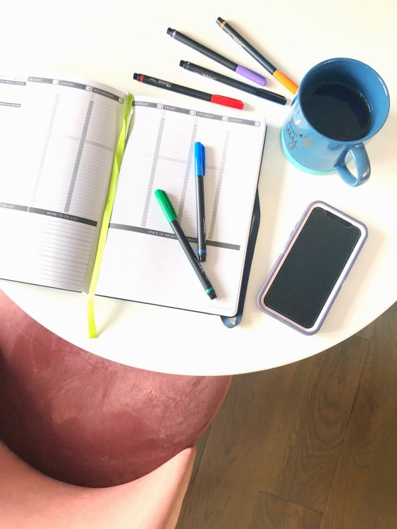 how to keep notes on your phone organized