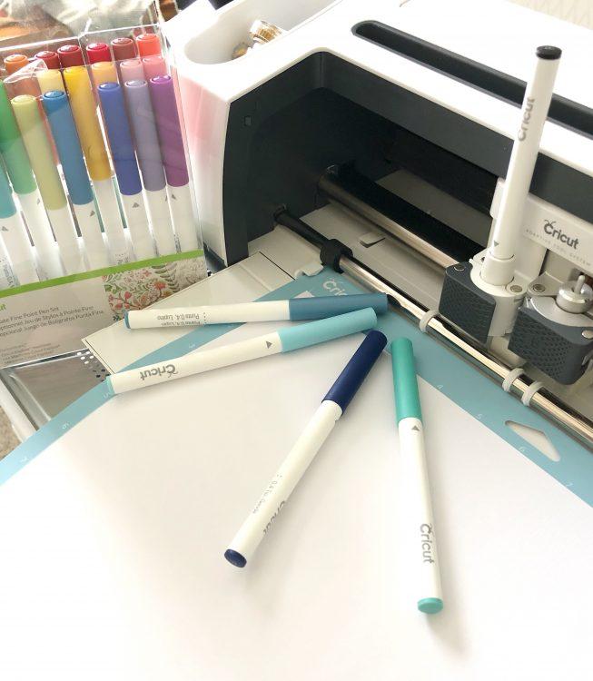 Cricut Maker pens