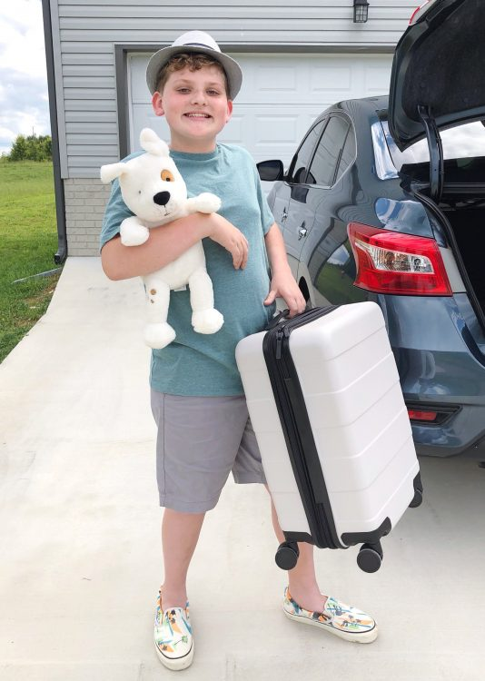how to plan a vacation with kids