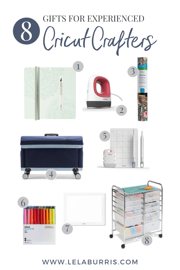 gifts for experienced cricut crafters