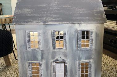 dollhouse remodel