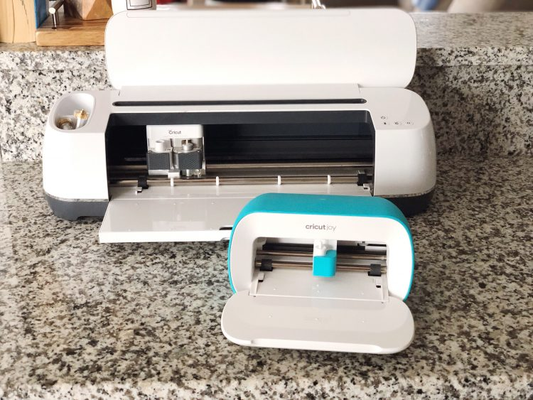 Cricut Joy size by maker