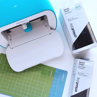 Cricut Joy smart materials guide