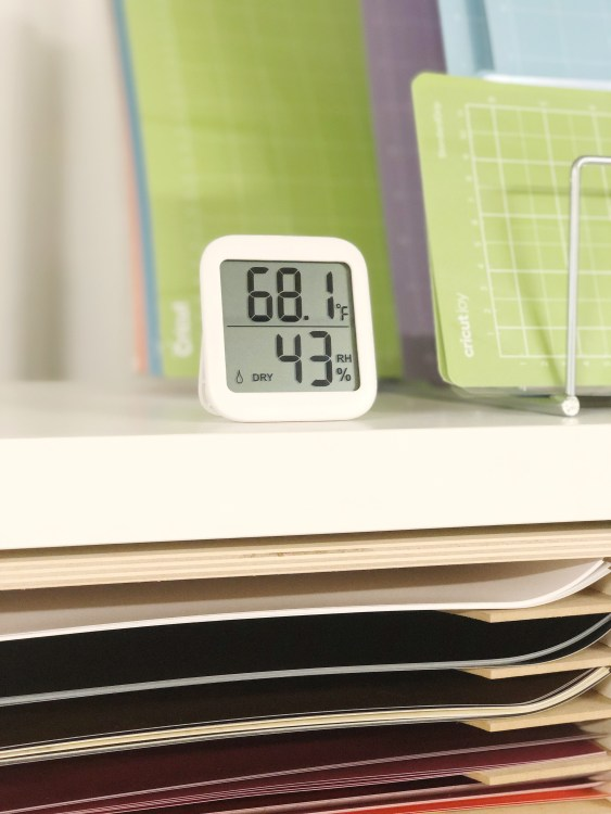 humidity meter for craft room