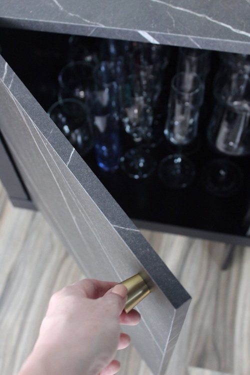 sideboard storage ideas