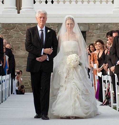 Chelsea Clinton Wedding Revealed  Lela London  Travel