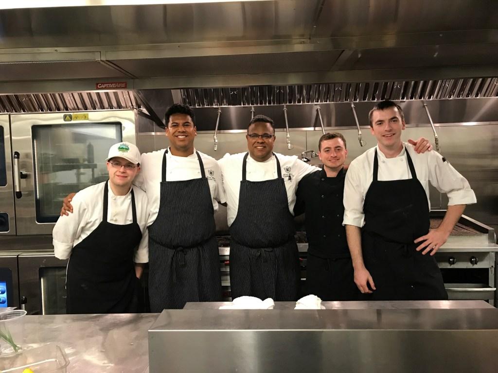 Chef Nelson Millán | Leland Lodge Chefs