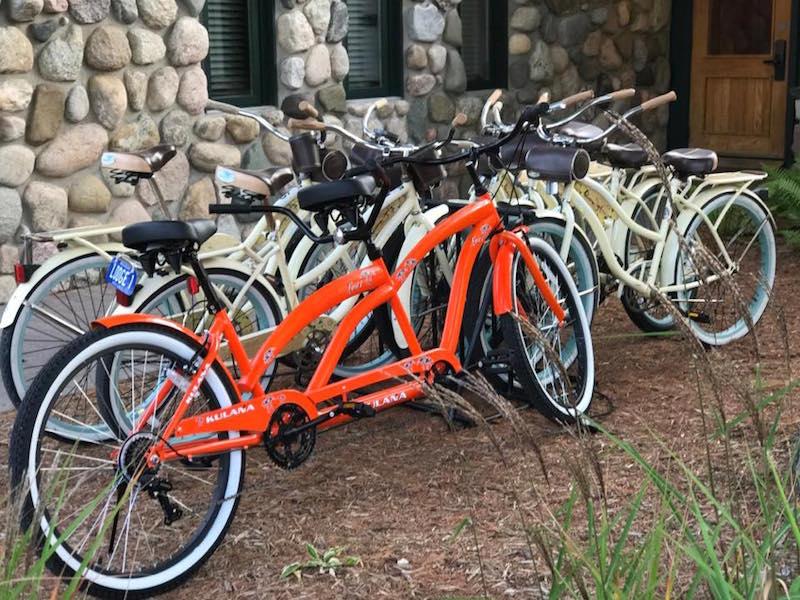 Leland Lodge Amenities | Leland MI | Fishtown Hotel | Bike Tour