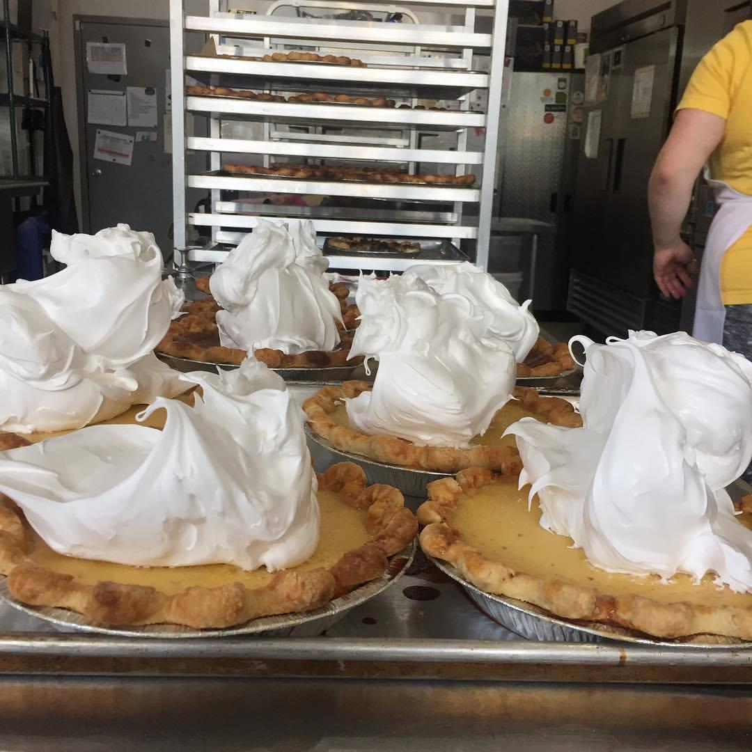 Sister Pie | Detroit | Pie Baking Retreat