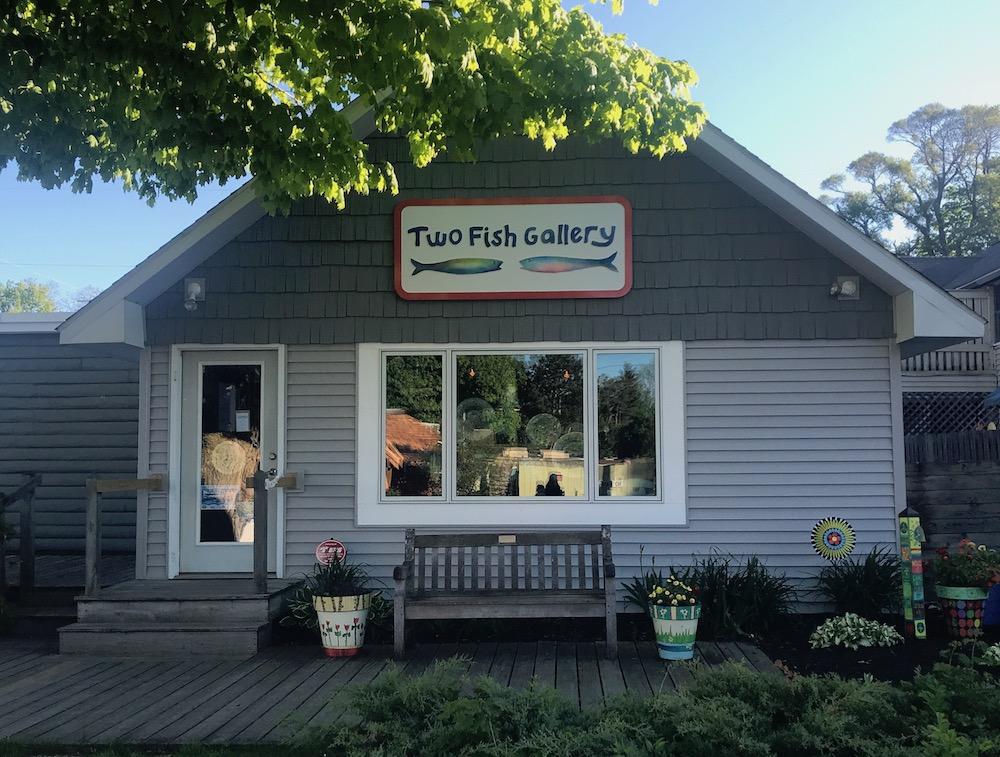 Two Fish Gallery | Leland MI