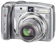 Canon PowerShot A720IS