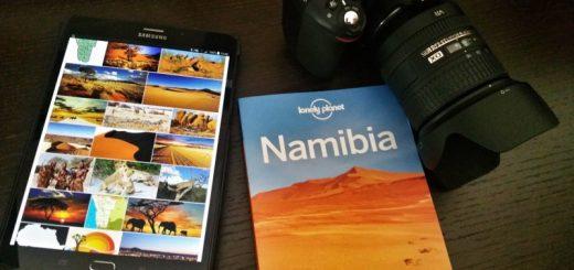 Namibia Copertina