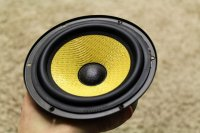 Kit Davis Acoustics Midrange front