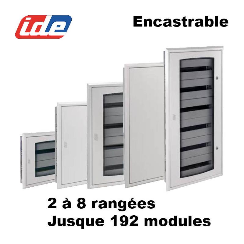 armoire electrique tertiaire encastrable a 122 40 ht armoire en metal